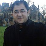 الروائي والناقد هيثم حسين: الجحور للطغاة والفن سماء الكاتب