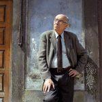 لقاء مع الروائي البرتغالي خوزيه ساراماغو