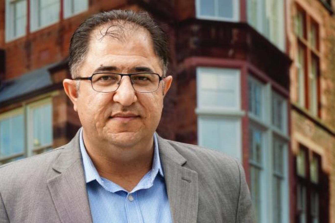 هيثم حسين: العنف يرتبط بالإنسان أكثر من البيئة الجغرافية